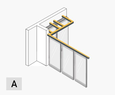moveable wall