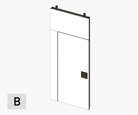 moveable wall porte double double door